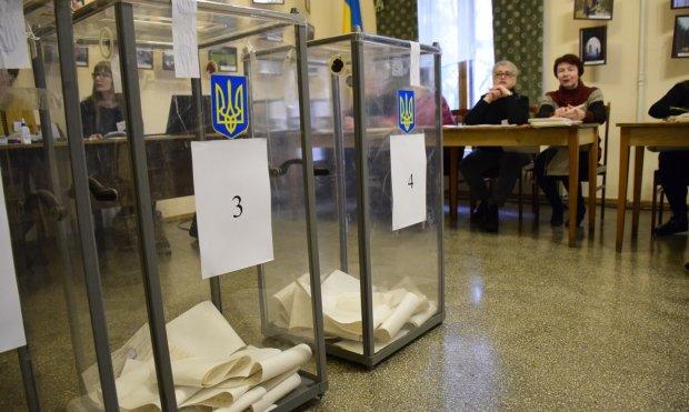 Перший тур виборів президента: усі результати