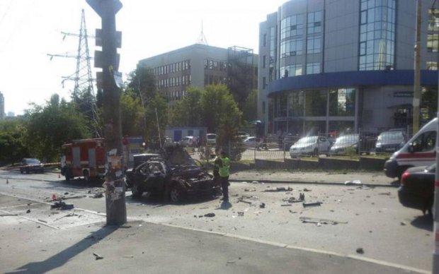 Взрыв Mercedes в столице: появились фото погибшего офицера