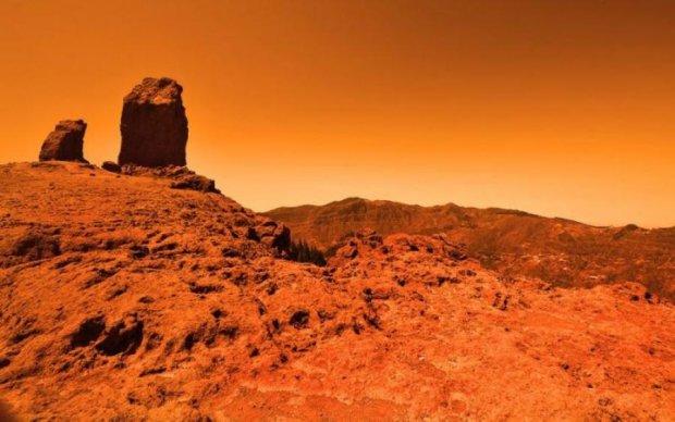На Марсе нашли огромное озеро кипятка, но это не точно