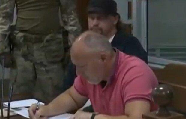 Луцкому террористу Кривошу выбирают меру пресечения - болтлив и доволен Зеленским