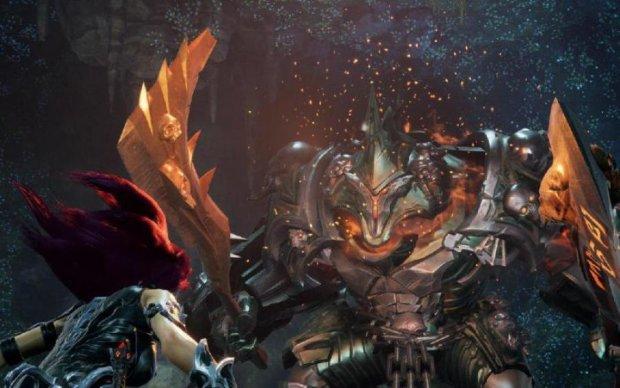 Darksiders III: в сети показали геймплейный ролик