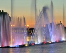фонтан Roshen, Вінниця, фото - Google