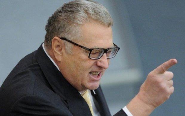 Одиозный Жириновский обругал целую нацию: видео