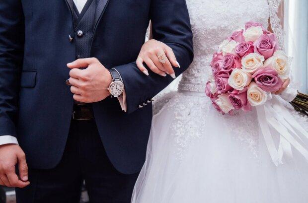 Весілля, фото: pixabay.com