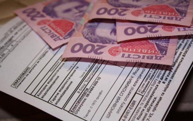 Неожиданно: украинцам будут возвращать деньги за коммунальные услуги