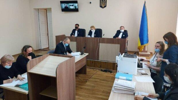 Засідання суду: Суспільне