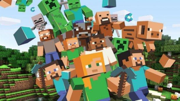 Игру Minecraft используют для тренировки искусственного интеллекта