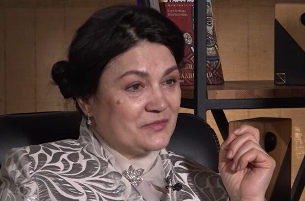 Наталія Сумська, кадр з відео