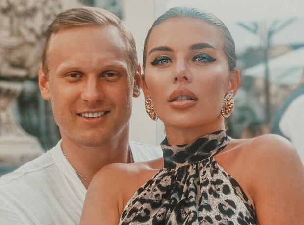 Анна Седокова с бойфрендом, фото - https://www.instagram.com/annasedokova/