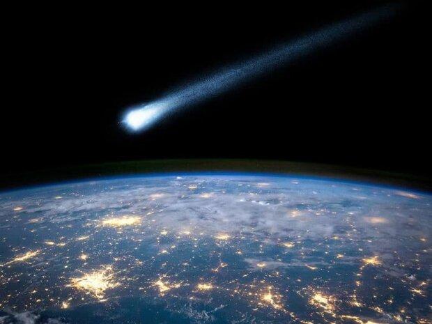астероїд, ілюстративне фото newsbreak