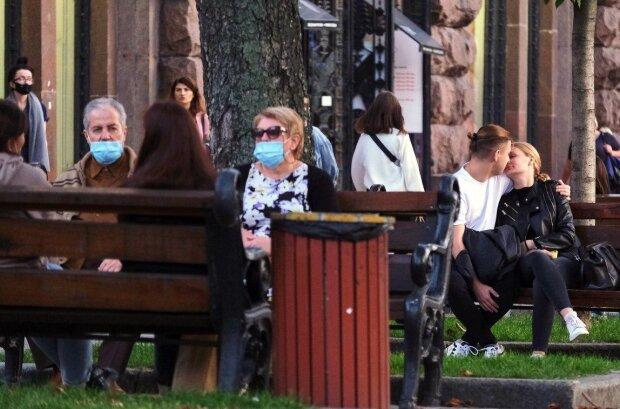 Карантин в Украине, фото: Unian