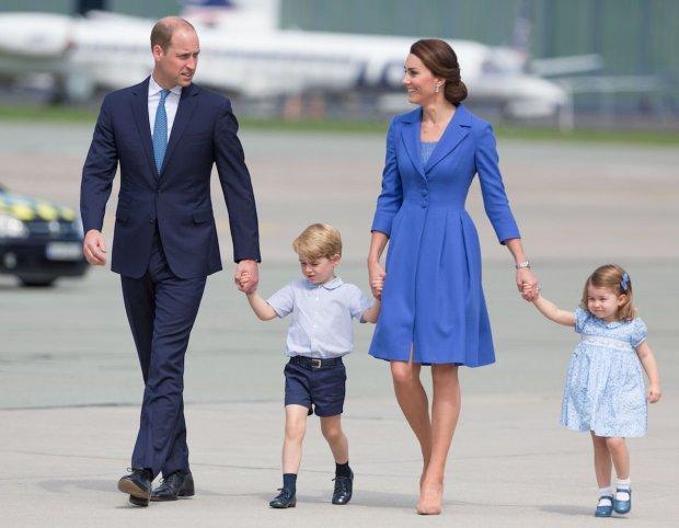 Принц Вільям і Кейт Міддлтон шоковані поведінкою власних дітей: бачила б це королева