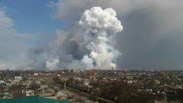 Ичня ничему не учит: на военной базе прогремел мощный взрыв, десятки пострадавших