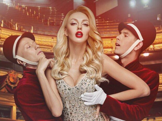 """Полякова вставила свои пять в """"Танці з зірками"""", любовника обидели: """"Танцует для меня!"""""""