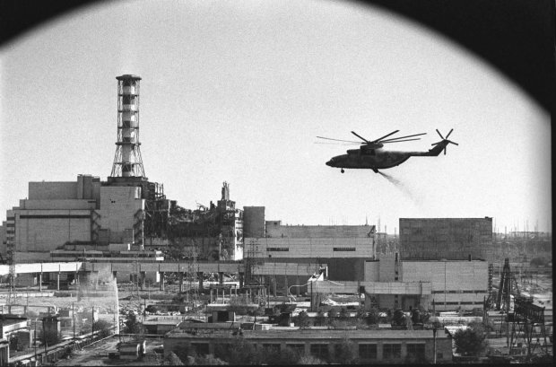 Кататсрофа у Чорнобилі