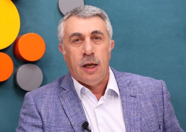 Евгений Комаровский, фото YouTube