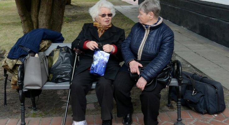 Пенсіонерки, фото: fakty.ua