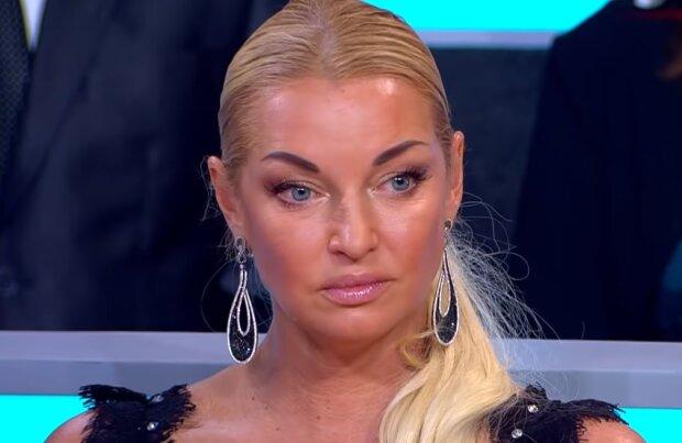 Анастасія Волочкова, скрін з відео