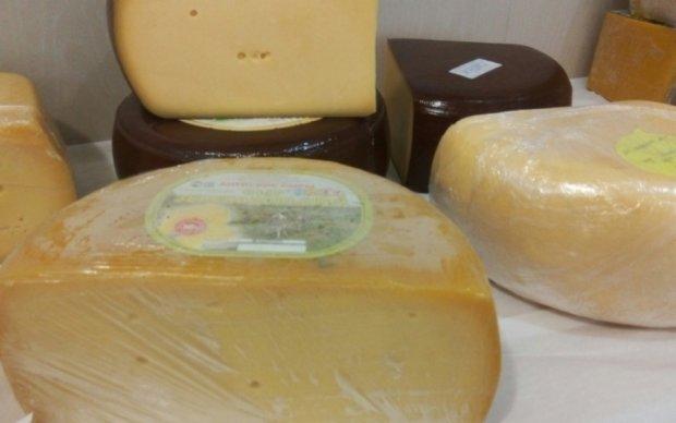 Росія забракувала білоруський сир