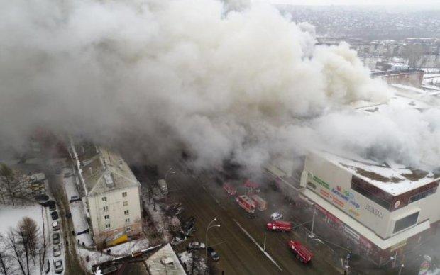 Пожар в Кемерово: Следком задержал гендиректора
