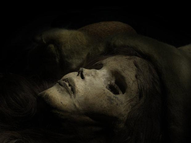 """Спляча красуня Лулан: таємниця 3800-річної дівчини, захованої під """"морем смерті"""""""