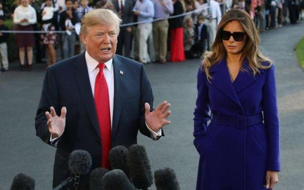 Меланія Трамп кине чоловіка в найвідповідальніший момент