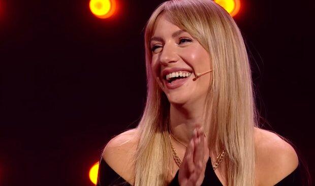 Леся Нікітюк, скріншот із відео