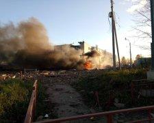 вибух в Гатчині