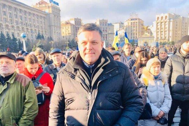 Олег Тягнибок, Facebook