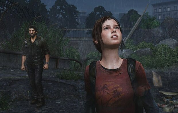 The Last of Us: Part II, скріншот з гри