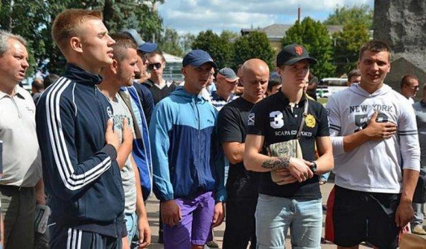 У Житомирі вимагали відставки голови ОДА (фото)