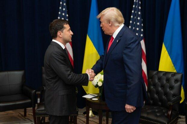 Володимир Зеленський і Дональд Трамп, фото: Сайт Президента
