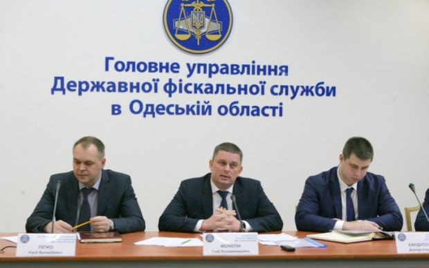 Еффективность налоговиков Одессы под руководством Глеба Милютина отвечает европейским нормативам