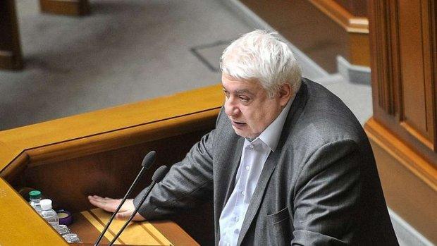 """Кірш в Раді більше не виспиться: """"Йдуть динозаври парламенту назавжди"""""""
