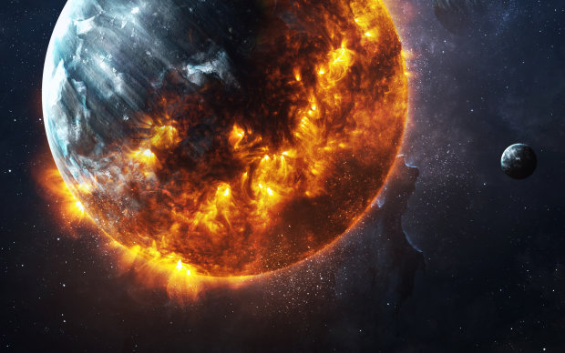 Земля превратится в необитаемую Венеру: океаны вскипят, а человечество погибнет