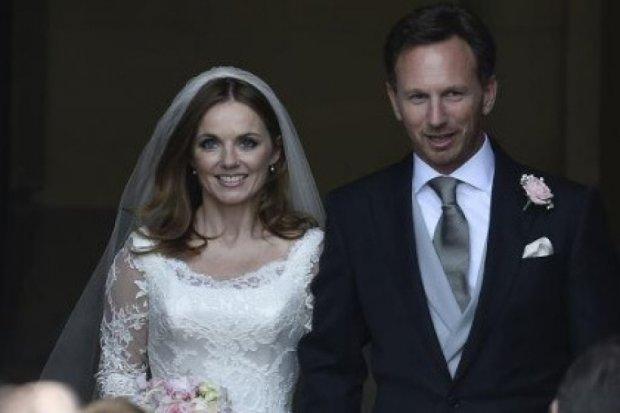 Участница Spice Girls вышла замуж за гонщика «Формулы-1»