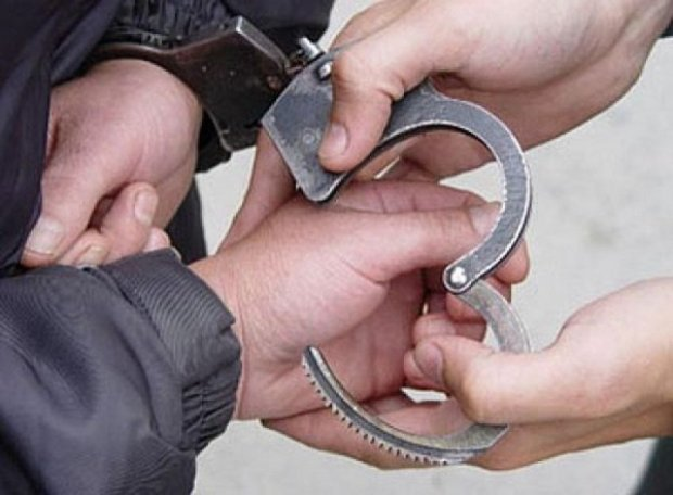 В киевской подземке задержали дерзкого грабителя