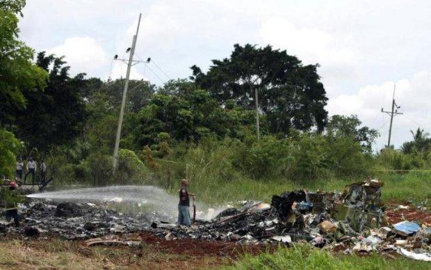 Мертвые тела и адское пламя: появились жуткие видео авиакатастрофы на Кубе