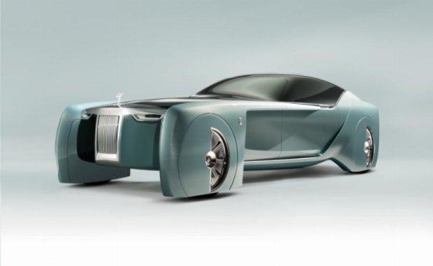 Rolls-Royce продемонстрував майбутнє розкішних автомобілів