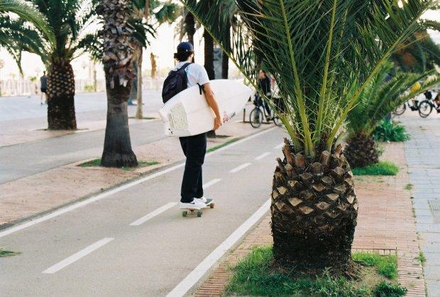 Подорожі в картинках: доброзичлива Барселона