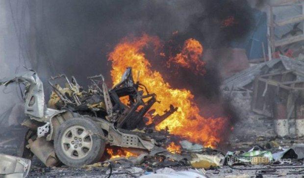 Ісламісти влаштували теракт у готелі Сомалі: 12 загиблих