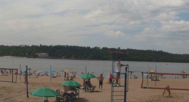 У Запоріжжі відкривають оновлений пляж, ви не впізнаєте улюблене місце відпочинку - час засмагати