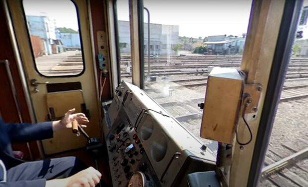 днепровский метрополитен, скриншот из видео