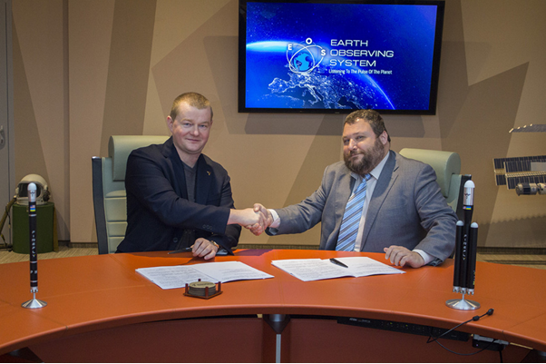 EOS и Макс Поляков помогают украинским ученым в исследовании Антарктиды