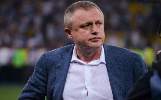 Президент Динамо вважає, що команда на правильному шляху