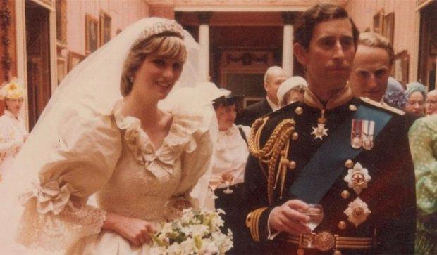 Раритетні фото з весілля принцеси Діани продадуть на аукціоні