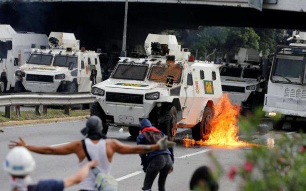 Гражданская война в Венесуэле: убит очередной политик