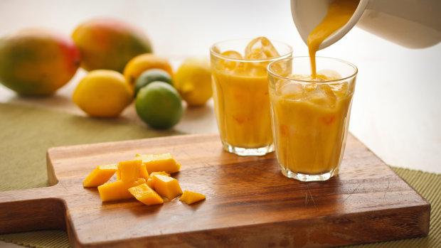 Освіжаючий рецепт смузі з манго