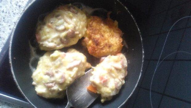 Быстрые котлеты из картофеля, фото: Facebook Приготовь сам