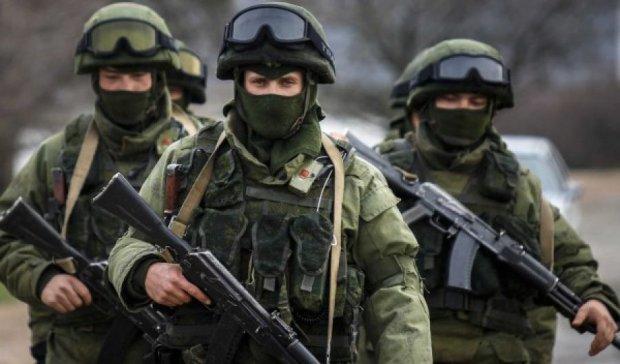 На Луганщині затримали італійського військового